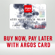 Argos card spend now pay later