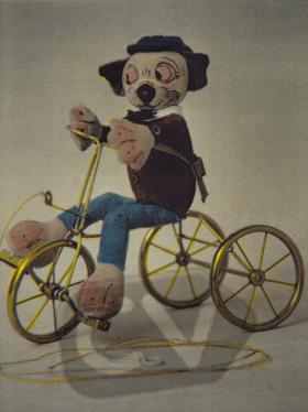 Chad Valley Tricycle Tango Bonzo
