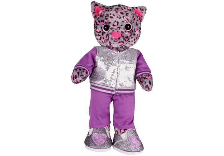 Chad Valley Designabear Sequin Jacket Outfit