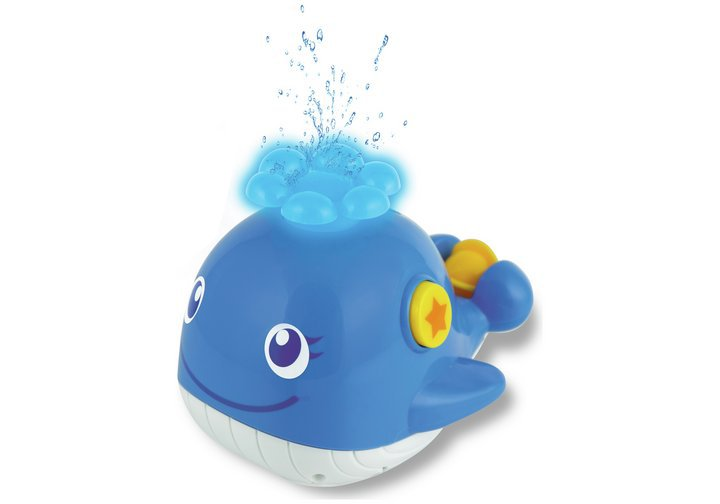 Chad Valley Whale Bath Toy