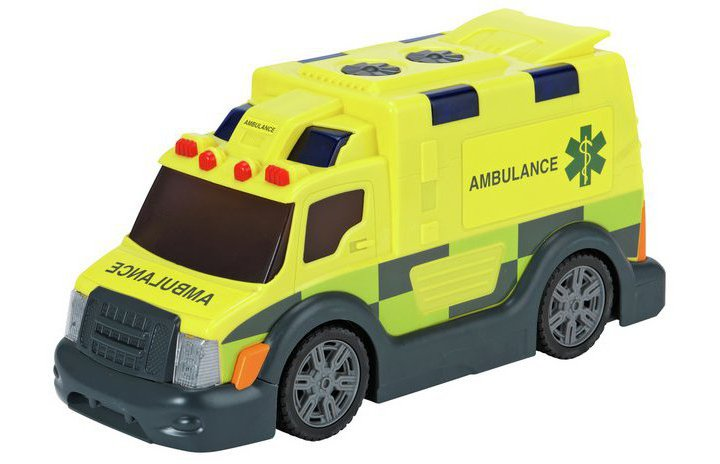 Chad Valley Lights and Sounds Ambulance