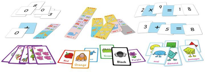 Chad Valley PlaySmart Numbers Bumper Pack