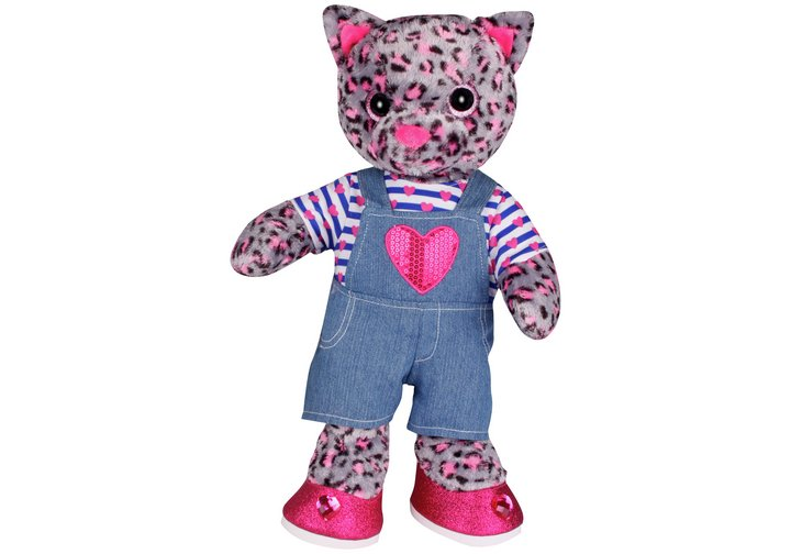 Chad Valley Designabear Denim Dungaree Outfit