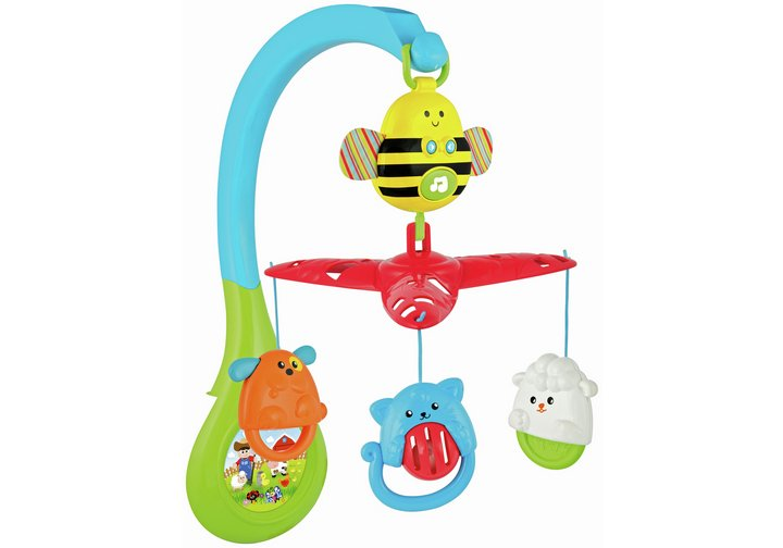 Chad Valley Baby Rotating Musical Mobile