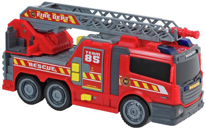 Chad Valley Lights and Sounds Fire Engine