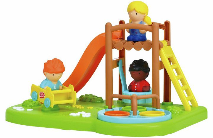 Chad Valley Tots Town Playground Playset