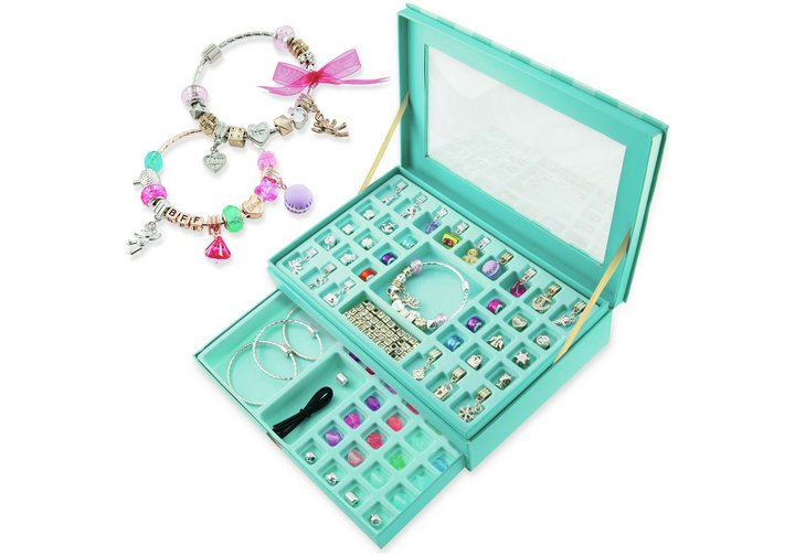 Chad Valley Be U Deluxe Jewellery Box Set