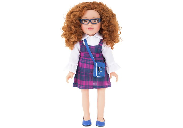 Chad Valley Designafriend Ella Doll