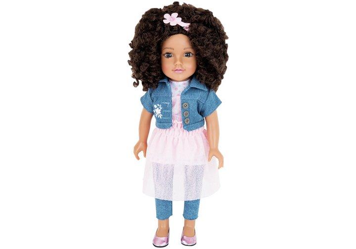 Chad Valley Designafriend Layla Doll