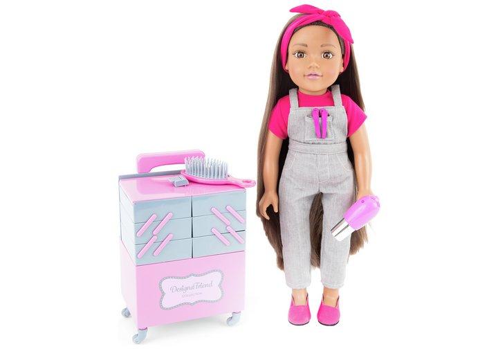 Chad Valley Designafriend Milly Doll