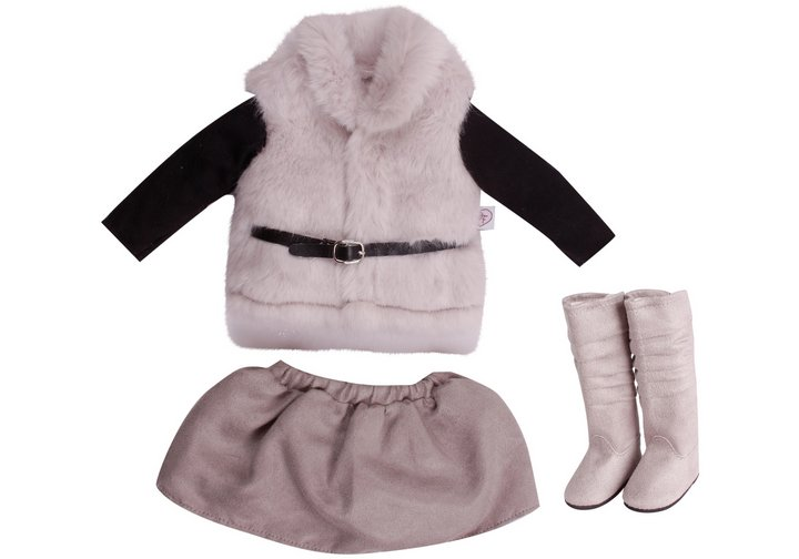 Chad Valley Designafriend Winter Travel Chic Outfit