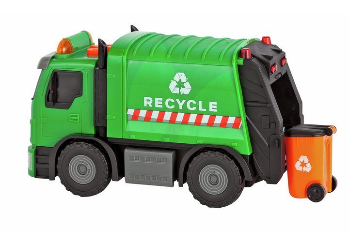 Chad Valley Road Rippers Garbage Truck