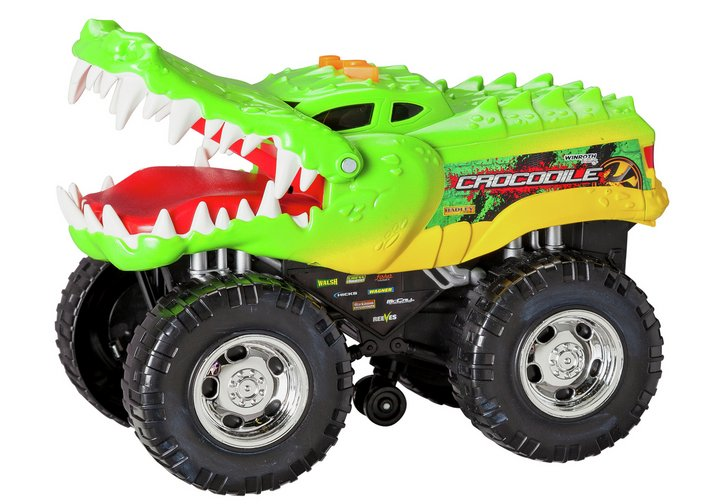 Chad Valley Road Rippers Monster Croc Truck