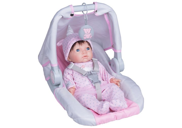 Chad Valley Tiny Treasures Deluxe Car Seat