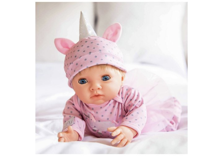 Chad Valley Tiny Treasures Unicorn Outfit