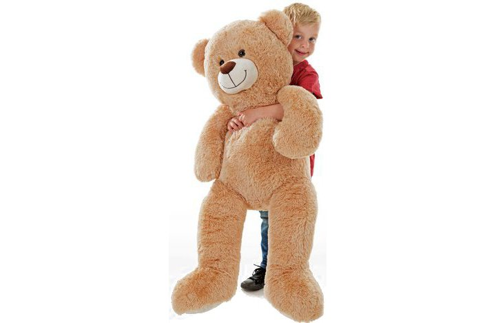 Chad Valley Fluffy Friends Bear Soft Toy