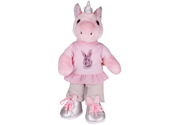 Chad Valley Designabear Cute Bunny Outfit