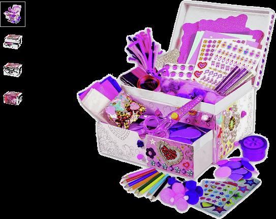 chad valley 1000 piece sparkle box