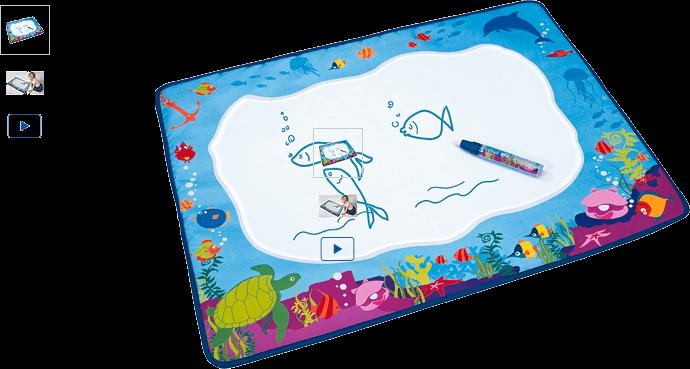 Chad Valley Aqua Magic Mat