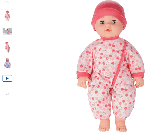 chad valley babies to love cuddly ava doll