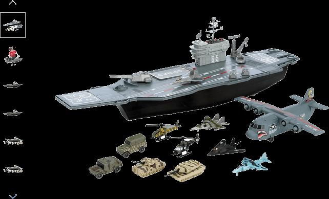 Chad Valley Battleship Playset
