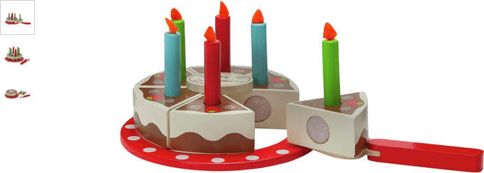chad valley birthday cake
