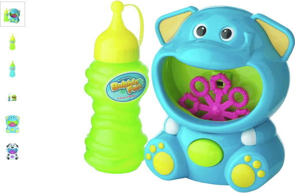 Chad Valley Bubble Animals Assortment