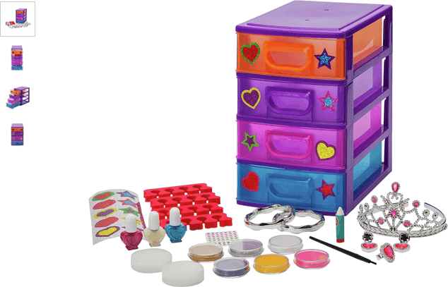chad valley bumper face paint - set of 4