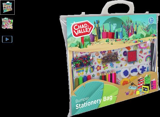 chad valley bumper stationery set