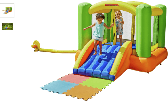 chad valley castle with slide