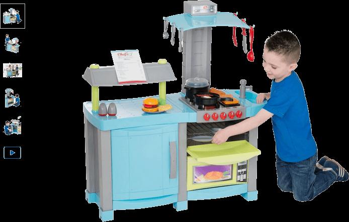 Chad Valley Chef Kids' Play Kitchen