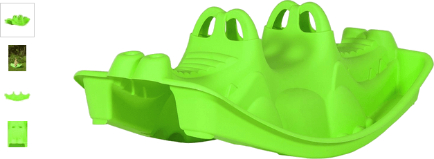 Chad Valley Crocodile Rocker
