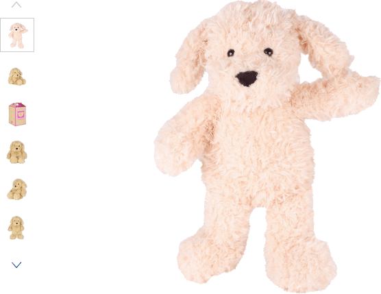 chad valley design-a-bear puppy