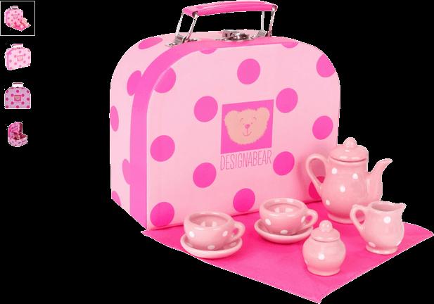 chad valley design-a-bear tea set