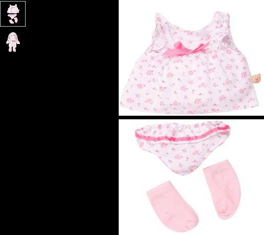 chad valley design-a-bear underwear set