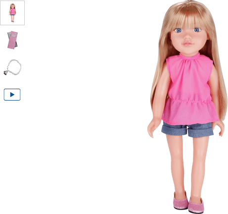 chad valley designafriend carly doll