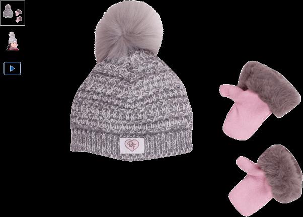 chad valley designafriend hat accessory set
