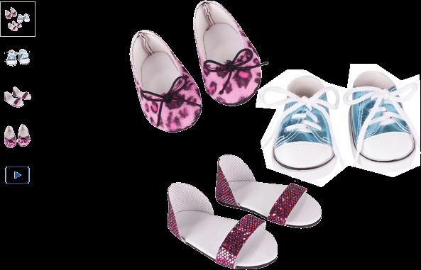 chad valley designafriend shoe selection