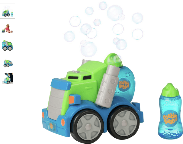 Chad Valley Double Bubble Truck Playset