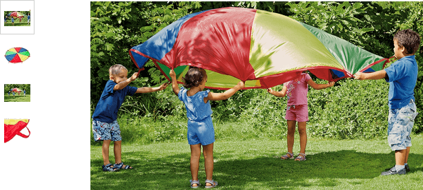 Chad Valley Giant Play Parachute