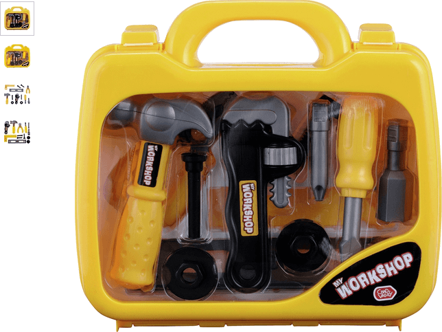 Chad Valley Junior Tool Case