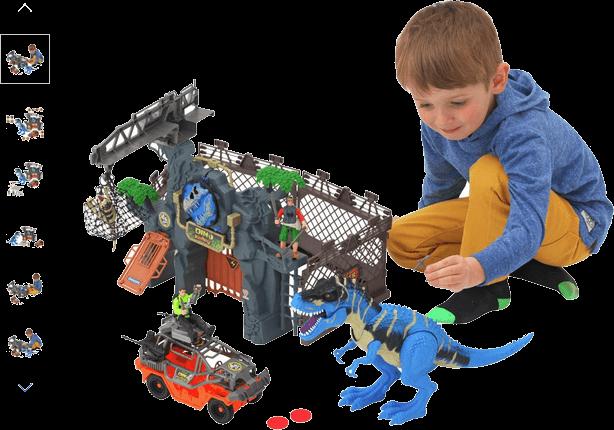 Chad Valley Mega Dinogate