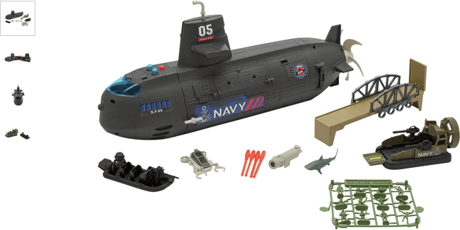 Chad Valley Mini Submarine
