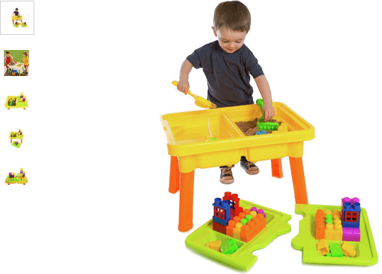 Chad Valley Multi-Functional Play Table