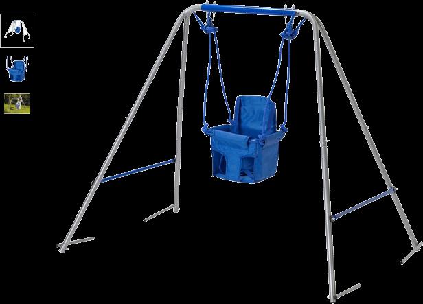 Chad Valley Nursery Swing