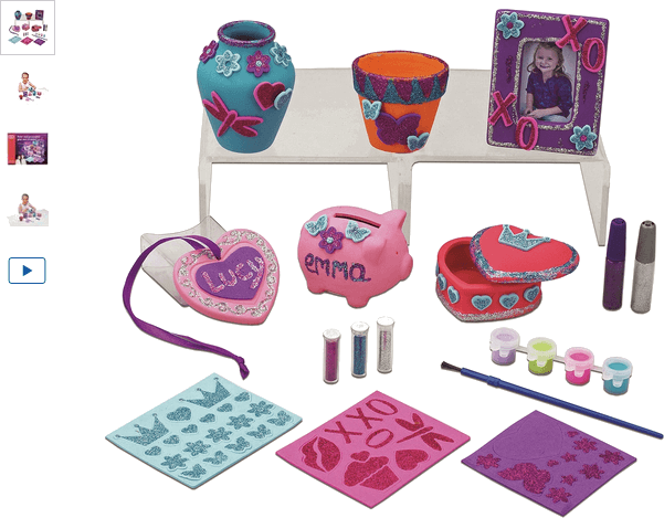Chad Valley Paint Your Own Ceramic Set