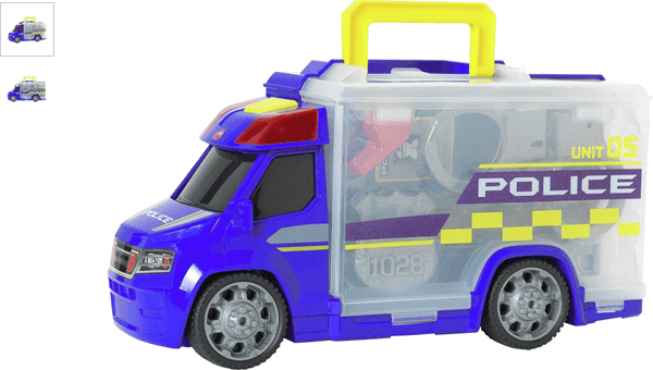Chad Valley Police Car And Roleplay Set