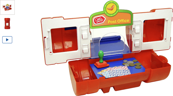 Chad Valley Post Office Playset
