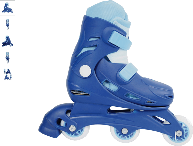 Chad Valley Tri to Inline Skates - Blue