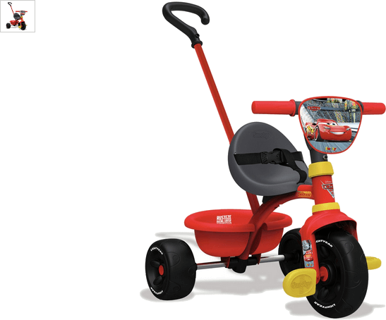 smoby be move cars tricycle